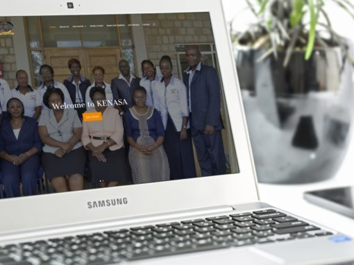 KENASA Website Development Project